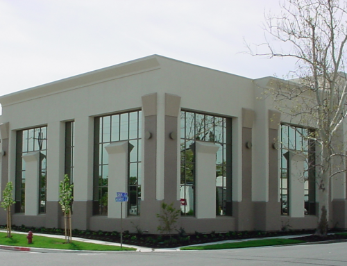 Tehama County Administrative Building