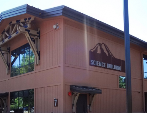 College of the Siskiyous Science Building