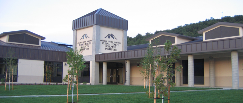 College of the Siskiyous Rural Health Sciences Institute